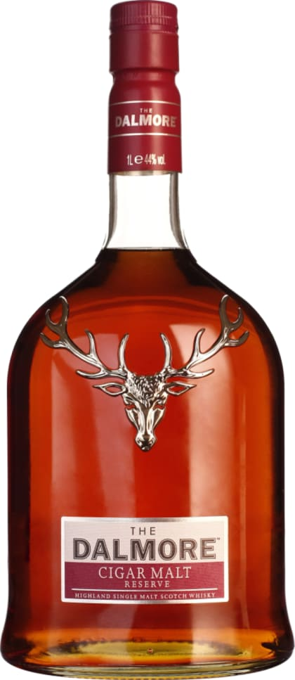 The Dalmore Cigar Malt Reserve 1LTR - Aristo Spirits