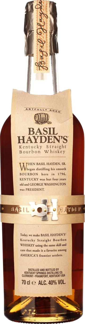 Basil Hayden's Kentucky Straight Bourbon eight years 70CL - Aristo Spirits