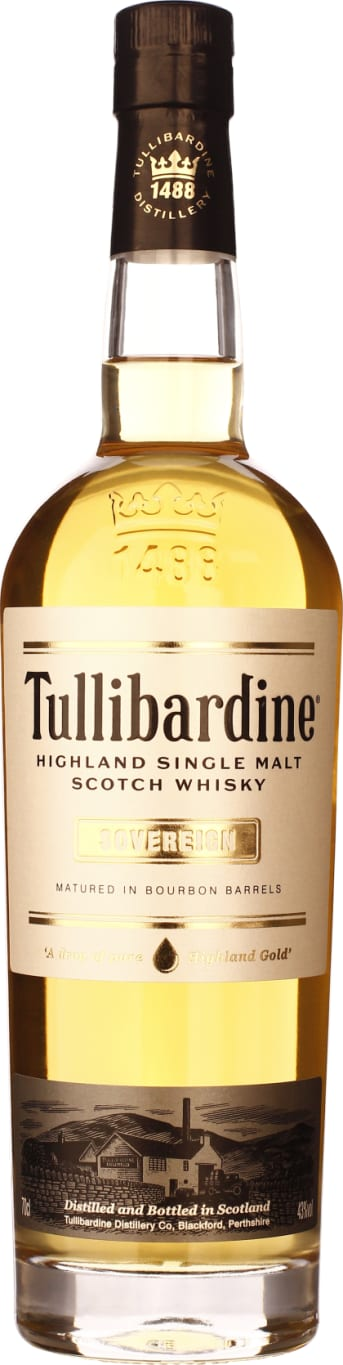 Tullibardine Sovereign 70CL - Aristo Spirits