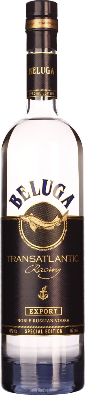 Beluga Transatlantic Vodka 70CL - Aristo Spirits