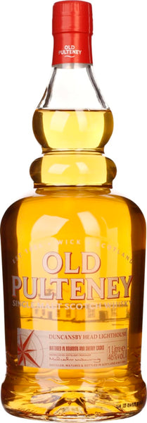 Old Pulteney Duncansby Head 1LTR - Aristo Spirits