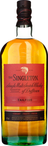Singleton of Dufftown Tail Fire 70CL - Aristo Spirits