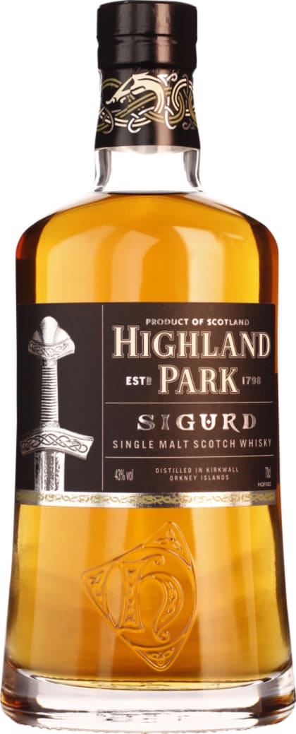 Highland Park Sigurd 70CL - Aristo Spirits