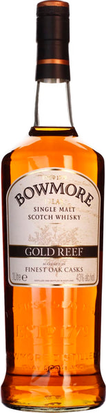 Bowmore Gold Reef 1LTR - Aristo Spirits