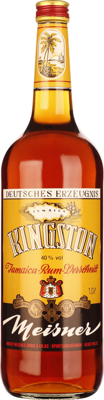 Kingston Jamaica Rum 1LTR - Aristo Spirits