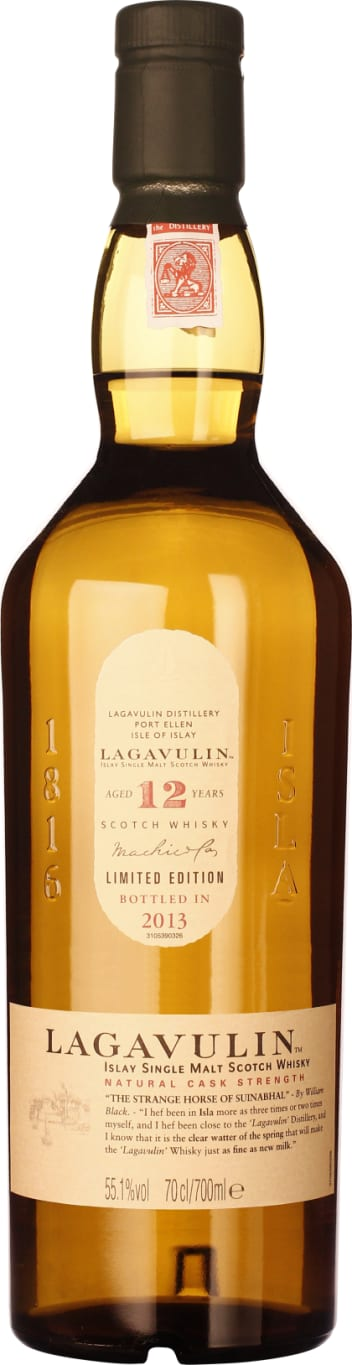 Lagavulin 12 years Cask Strength 2013 70CL - Aristo Spirits