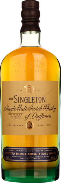 Singleton of Dufftown 12 years Gifttin 70CL - Aristo Spirits