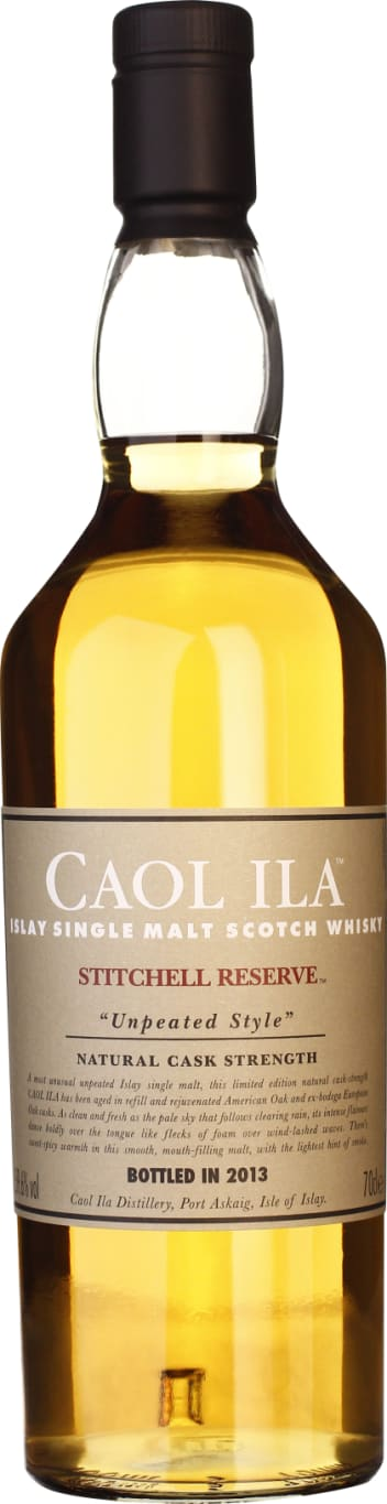 Caol Ila Stitchell Reserve Unpeated 2013 70CL - Aristo Spirits