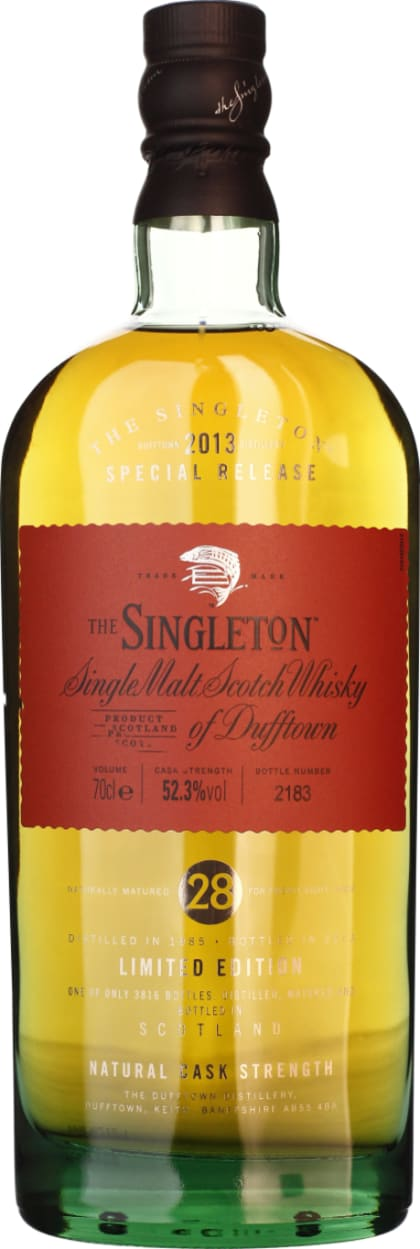 Singleton of Dufftown 28 years Special Release 2013 70CL - Aristo Spirits