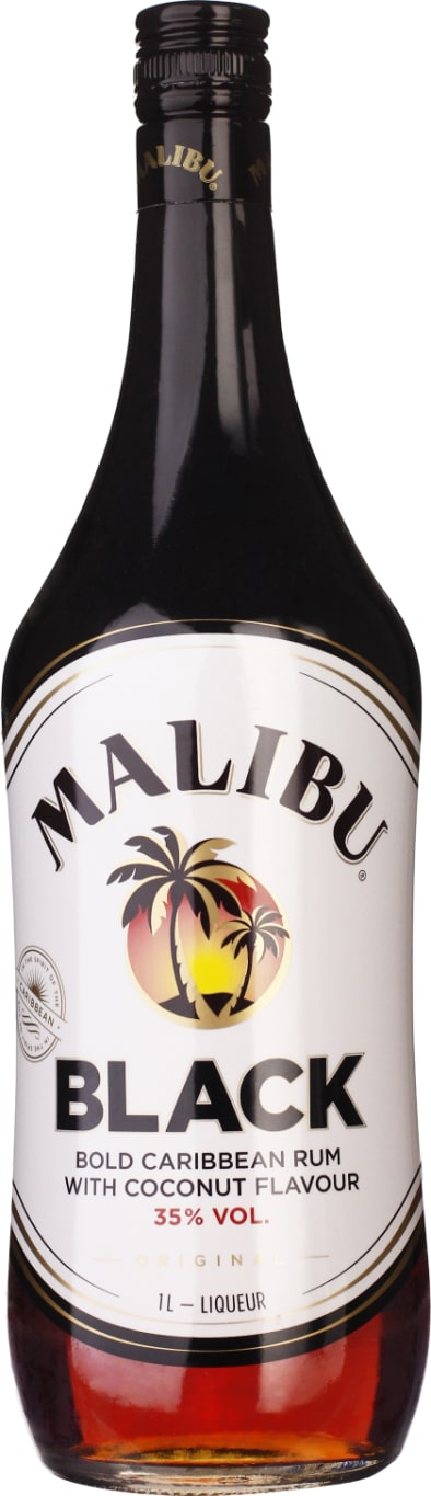 Malibu Black 1LTR - Aristo Spirits