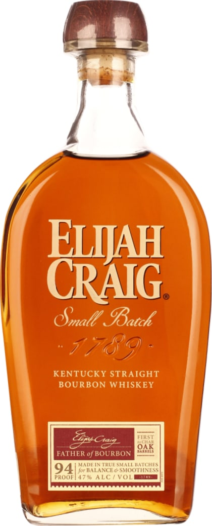 Elijah Craig Small Batch 70CL - Aristo Spirits