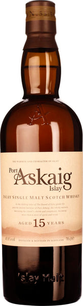 Port Askaig 15 years Single Malt 70CL - Aristo Spirits