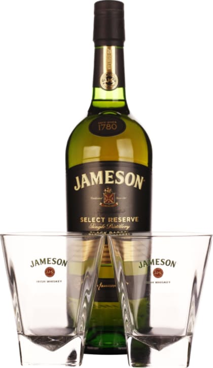 Jameson Select Reserve Giftset 70CL - Aristo Spirits