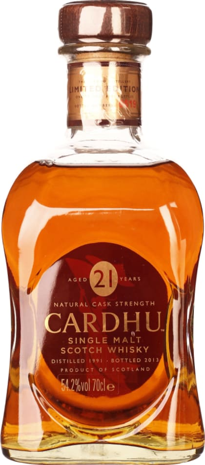 Cardhu 21 years Special Release 1991-2013 70CL - Aristo Spirits