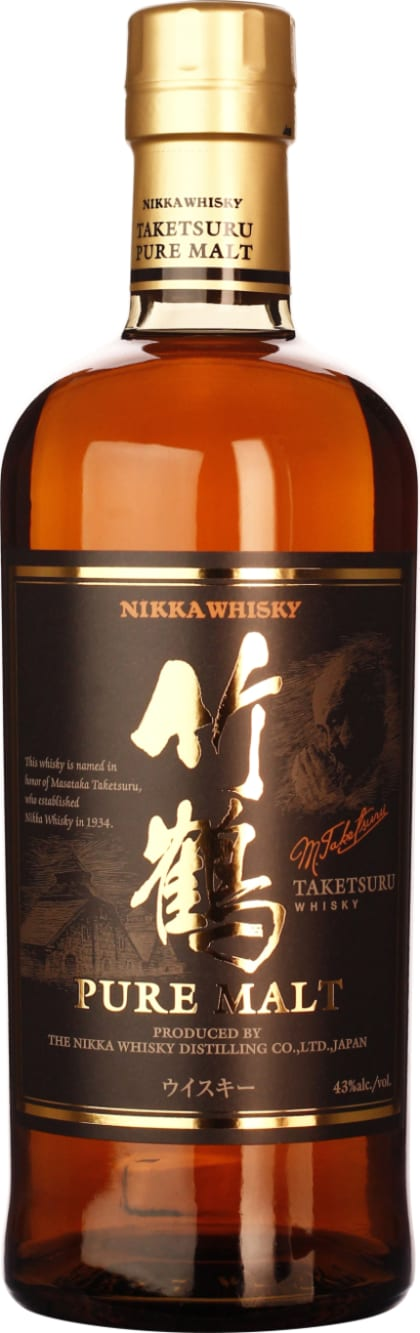 Nikka Pure Malt non Taketsuru age 70CL - Aristo Spirits