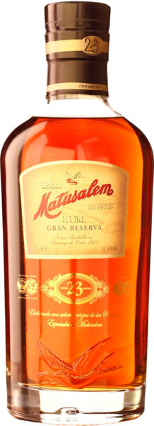 Matusalem Gran Reserva 23 years 70CL - Aristo Spirits
