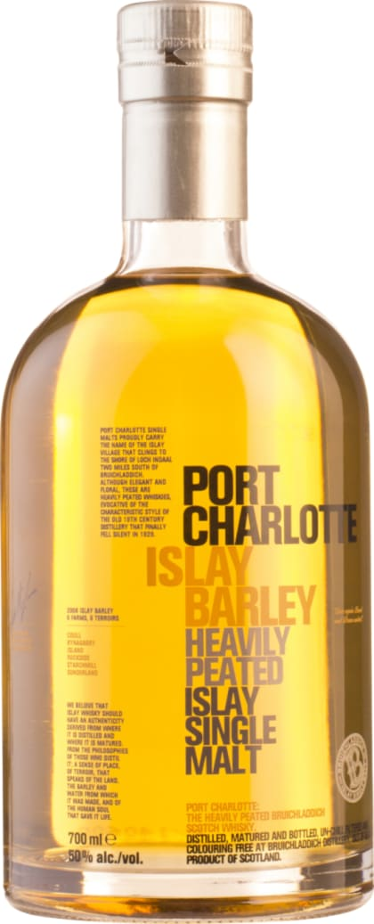 Port Charlotte Islay Barley 2008 70CL - Aristo Spirits