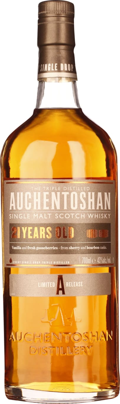 Auchentoshan 21 years Limited Release 70CL - Aristo Spirits