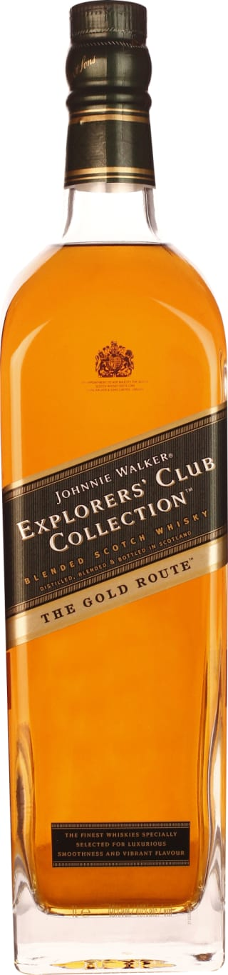 The Johnnie Walker Gold Route Explorer's Club Collection 1LTR - Aristo Spirits