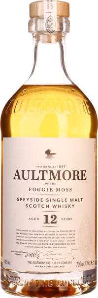 Aultmore Foggie Moss 12 years Single Malt 70CL - Aristo Spirits