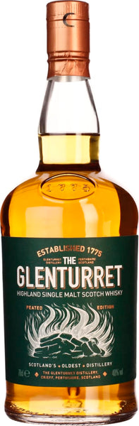 Glenturret Peated Edition 70CL - Aristo Spirits
