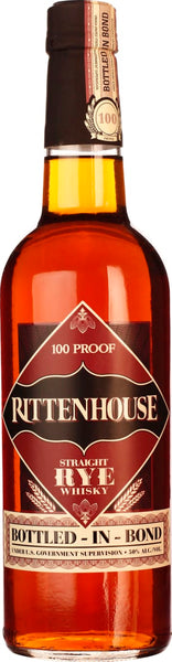 Rittenhouse Straight Rye 100 Proof 70CL - Aristo Spirits