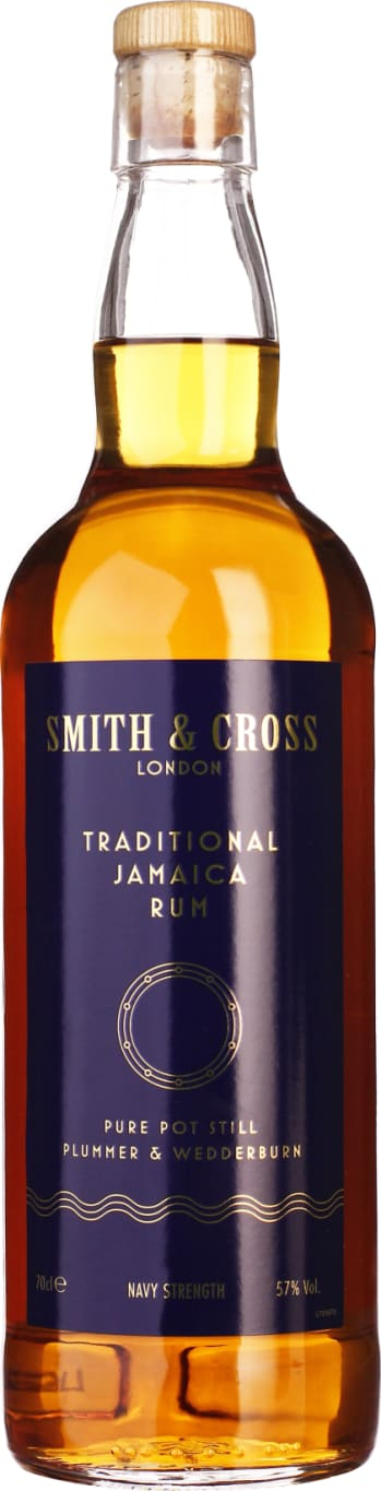 Smith & Cross Traditional Jamaica Rum 70CL - Aristo Spirits