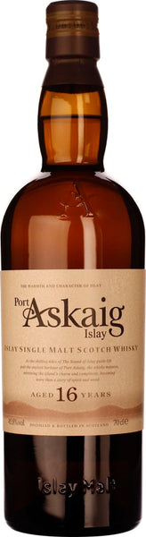 Port Askaig 16 years Single Malt 70CL - Aristo Spirits