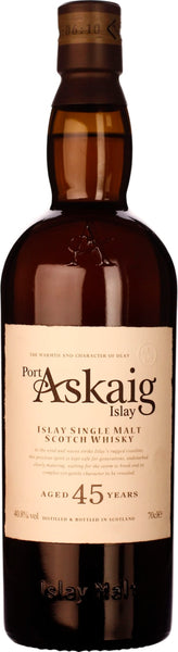 Port Askaig 45 years Single Malt 70CL - Aristo Spirits