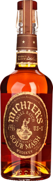 Michter's Sour Mash Whiskey 70CL - Aristo Spirits