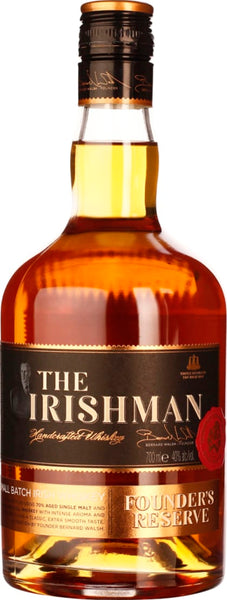 The Irishman Founder's Reserve 70CL - Aristo Spirits