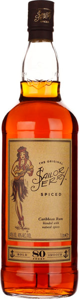 Sailor Jerry Spiced Rum 1LTR - Aristo Spirits