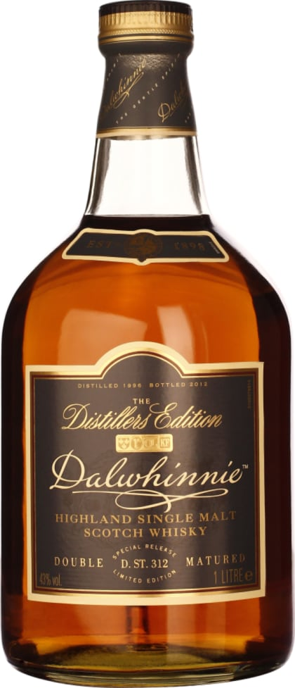 Dalwhinnie Distillers Edition 1996-2012 1LTR - Aristo Spirits