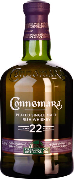Connemara 22 years Peated Irish Malt 70CL - Aristo Spirits