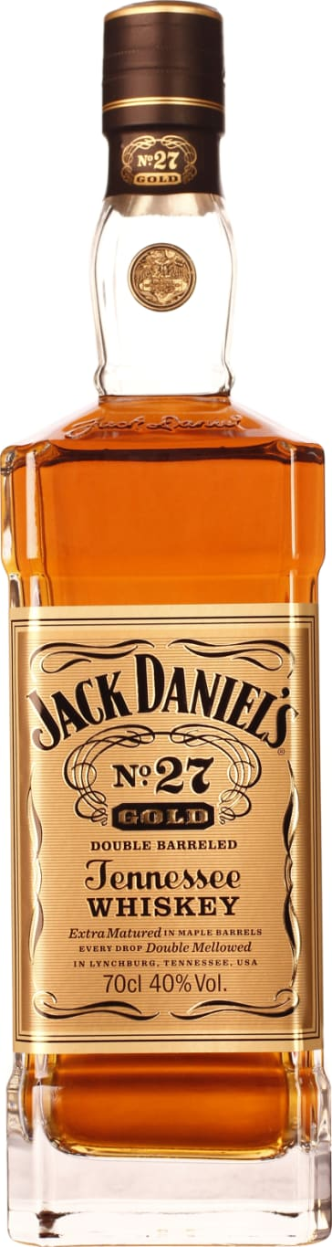 Jack Daniels No. 27 Gold Double Barrel 70CL - Aristo Spirits