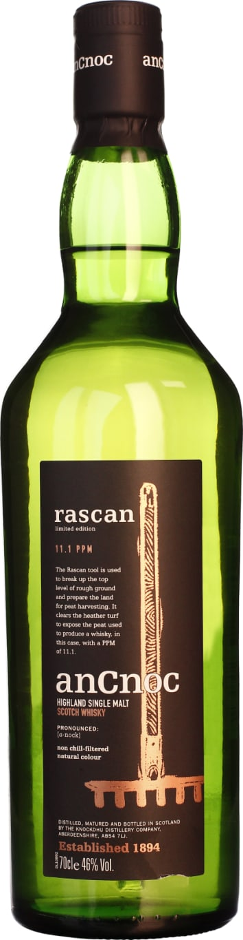 An Cnoc Rascan 70CL - Aristo Spirits