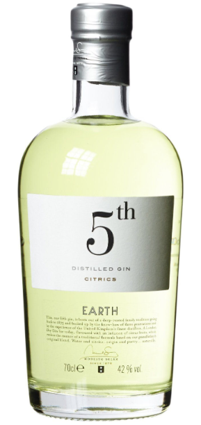 5th Gin Earth - Aristo Spirits