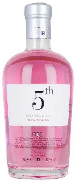 5th Gin Fire - Aristo Spirits