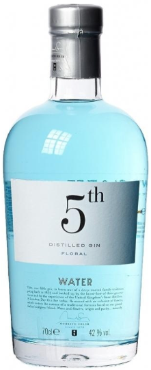 5th Gin Water - Aristo Spirits