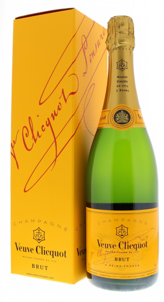 Veuve Clicquot Brut 75CL GIFTBOX