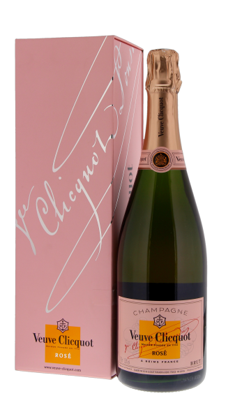 Veuve Clicquot Rosé 75CL GIFTBOX