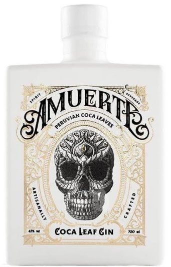 Amuerte Coco Leaves Gin White Edition - Aristo Spirits