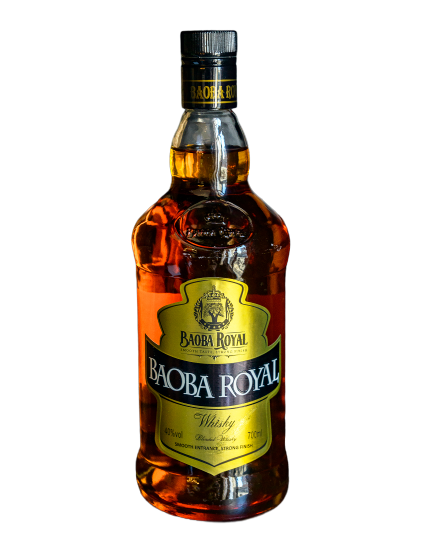 Baoba Royal whisky 70CL - Aristo Spirits