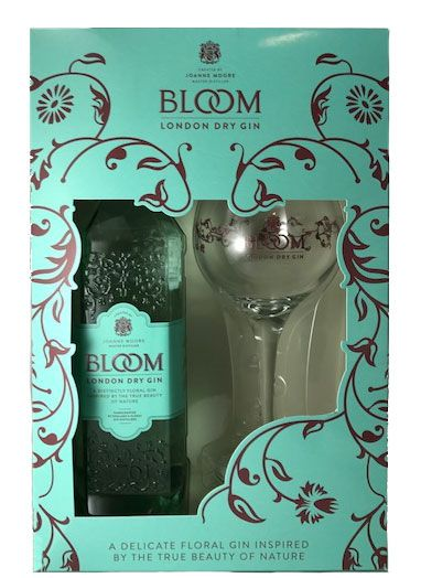 Bloom Gin Giftpack - Aristo Spirits
