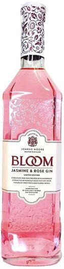 Bloom Jasmine & Rose Gin - Aristo Spirits