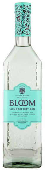 Bloom London Dry Gin - Aristo Spirits