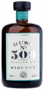 Buss N ° 509 Midi Cut - Aristo Spirits