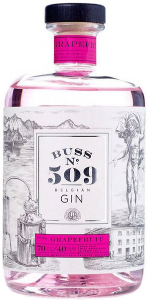 Buss N ° 509 Grapefruit - Aristo Spirits