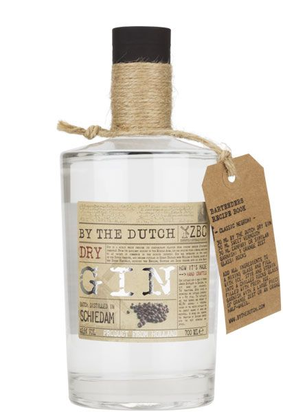 By The Dutch Dry Gin - Aristo Spirits