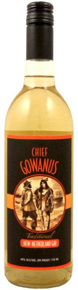 Chief Gowanus New Netherland Gin - Aristo Spirits